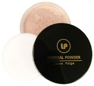<b>Laura Paige Mineral Loose Powder - Medium Beige No. 02</b>